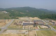 西播磨総合リハビリテーションセンターの全体写真