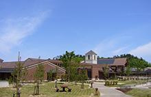 リハビリテーション西播磨病院の外観