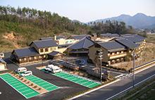 たじま荘の外観