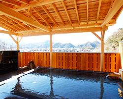 浜坂温泉保養荘露天風呂