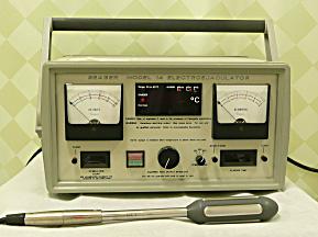 電気刺激射精器(シーガータイプ)の写真