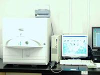 尿測定装置の写真