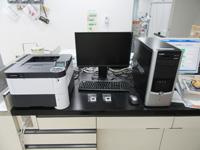 ホルター心電図解析機