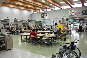 作業療法室の写真