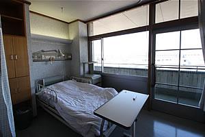 一般病室の写真