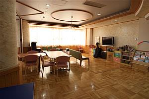 デイルーム・プレイルームの写真