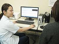 言語・音声評価測定の写真