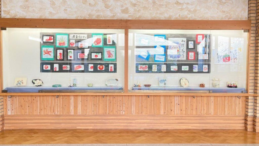 画像3|研修交流センター 陶芸教室・絵手紙教室共同作品展